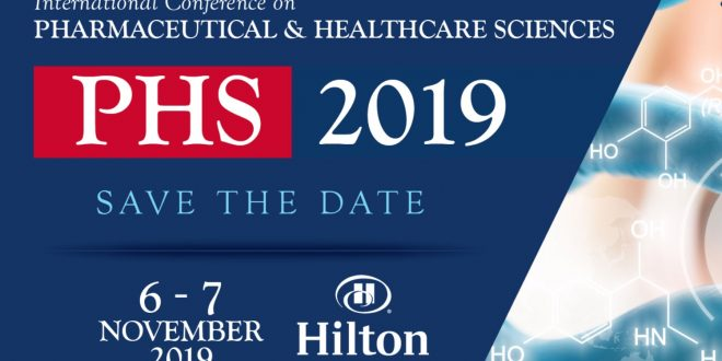 """8454a672c8fbd The International Conference on """"Pharmaceutical and Healthcare Sciences"""""""