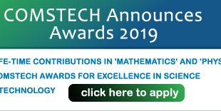 alert-COMSTECH-Awards-2019